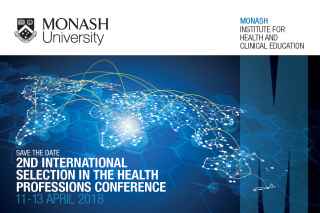 2nd International Selection in the Health Professions Conference