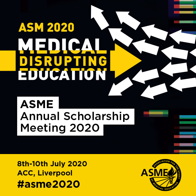 ASM2020 Call for Abstracts