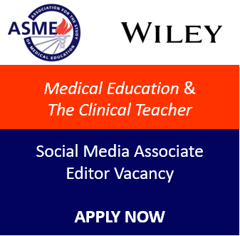 Vacancy: Social Media Associate Editor - could it be you?