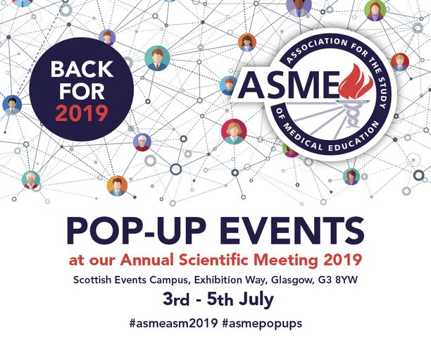 Pop Up Events Webpage Header ASM 2019
