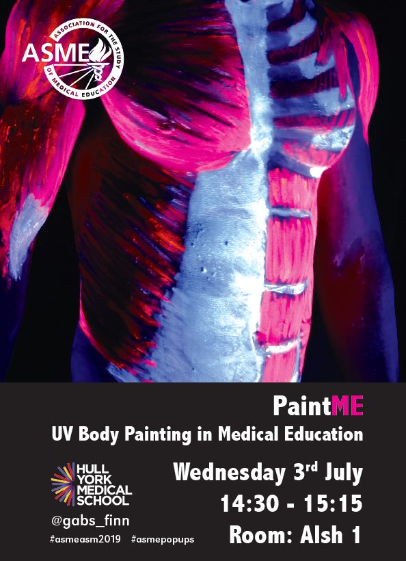 Wednesday PainME UV Body