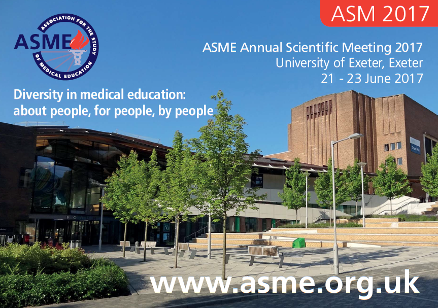 Record number of abstract submissions for this year's ASM!